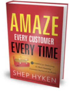 Amaze Every Customer_book cover